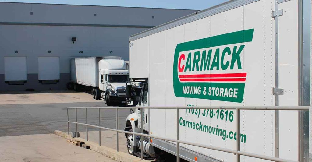 Carmack Moving Trucks Sterling VA