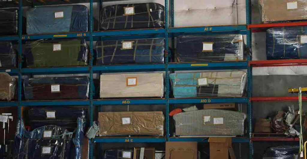Residential Storage Unit Warehouse Sterling VA
