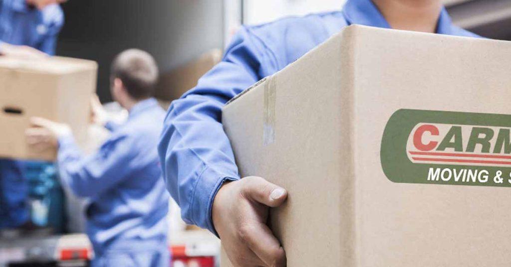 Carmack Moving & Storage Boxes