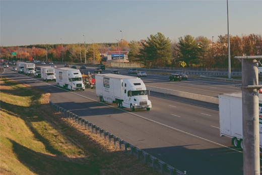 Services: Long Distance Moving in Sterling VA